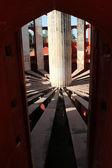 Pillar in jantar mantar — Stock Photo