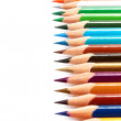 Coloful pencil — Lizenzfreies Foto