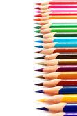 Coloful pencil — Stock Photo