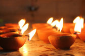 Oil lamps — Stock Photo