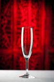 Champagne glass — Stock Photo