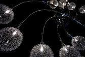 現代抽象的なシャンデリア — ストック写真