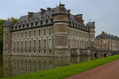 Castle of Beloeil — Stock Photo