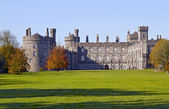 Kilkenny Castle and park — Stock Photo