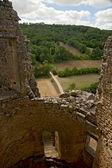 Chateau de Bonaguil — Stock Photo