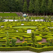 Het Loo Palace garden — Stock Photo