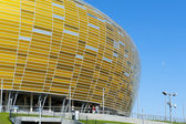Stadium in Gdansk for UEFA EURO 2012 — Stock Photo