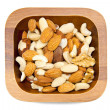 Stock Photo: Nut mix