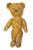 Oude teddy bear — Stockfoto