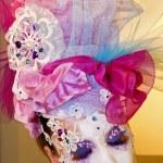 Venetian mask. — Stockfoto #8475234