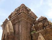 Po Nagar towers in Nha Trang — Stock Photo