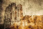 El Djem colliseum — Stok fotoğraf