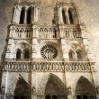 Stock Photo: Notre Dam de Paris