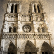 Notre Dam de Paris — Stock Photo