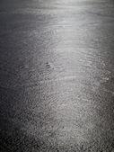 Silver, sunny ice — Stock Photo