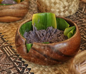 Poi for the Taro Root — Stock Photo