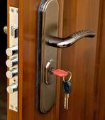 Door lock — Stock Photo