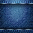 Denim background - Stock Vector