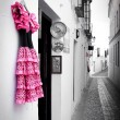 Spanish Street - Stock Photo