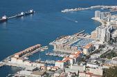 Baía de gibraltar — Foto Stock