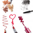 Постер, плакат: Make up accessories