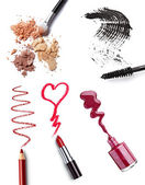 Make up accessories — Stock Photo