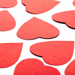 Hearts shape love — Stock Photo #10370392