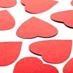 Hearts shape love — Stock Photo #10370392