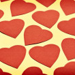 Hearts shape love - Foto Stock