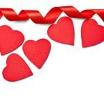 Hearts shape love — Stock Photo #10371502