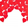 Hearts shape love — Stock Photo #10372051