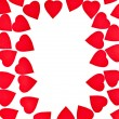 Hearts shape love — Stock Photo #10372716