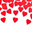 Hearts shape love — Stock Photo #10372970