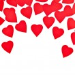 Hearts shape love — Stock Photo #10373130