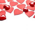 Hearts shape love — Stock Photo #10374074