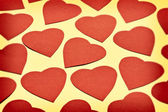 Hearts shape love — Foto Stock