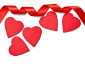 Hearts shape love — Foto de Stock