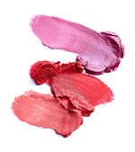 Lipstick make up beauty smudged — Stock Photo