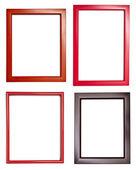 Wooden frame grunge — Stock Photo