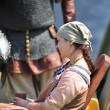 "Festival ""Legend of the Norwegian Vikings"" — Stock Photo"