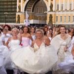 Brides parade 2011 — Stock Photo #10246631