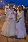 花嫁パレード 2011 — ストック写真