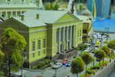 Grandee-model of Russia in Saint Petersburg — Stock Photo