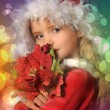 Stock Photo: Christmas dream