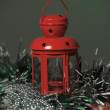Christmas lamp — Stock Photo #8159161