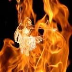 flamy symbol — Stockfoto