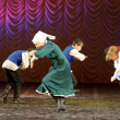 Jewish dance - Stock Photo