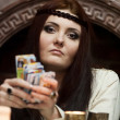 The fortuneteller - Stock Photo