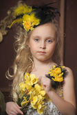 Young princess — Foto Stock