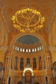 Great Choral Synagogue in St. Petersburg — Stock Photo